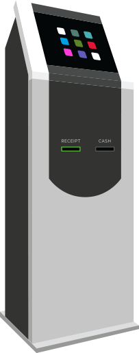 SADAD - Pay Anywhere, Anytime Kiosk Machine Png